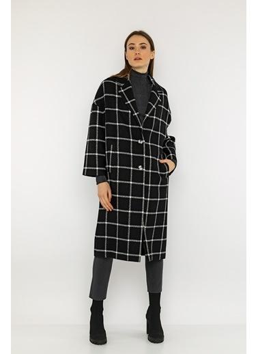 Berr-in  Alaına Ceket Siyah